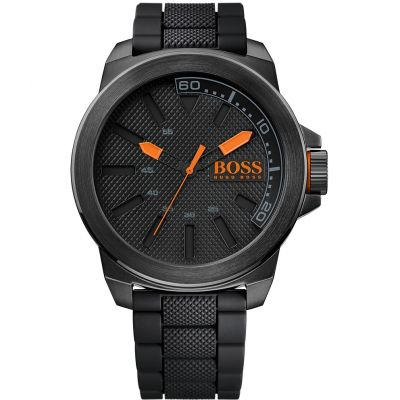 Mens Hugo Boss Orange New York Watch 1513004