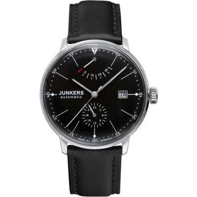 Mens Junkers Bauhaus Automatic Watch 6060-2