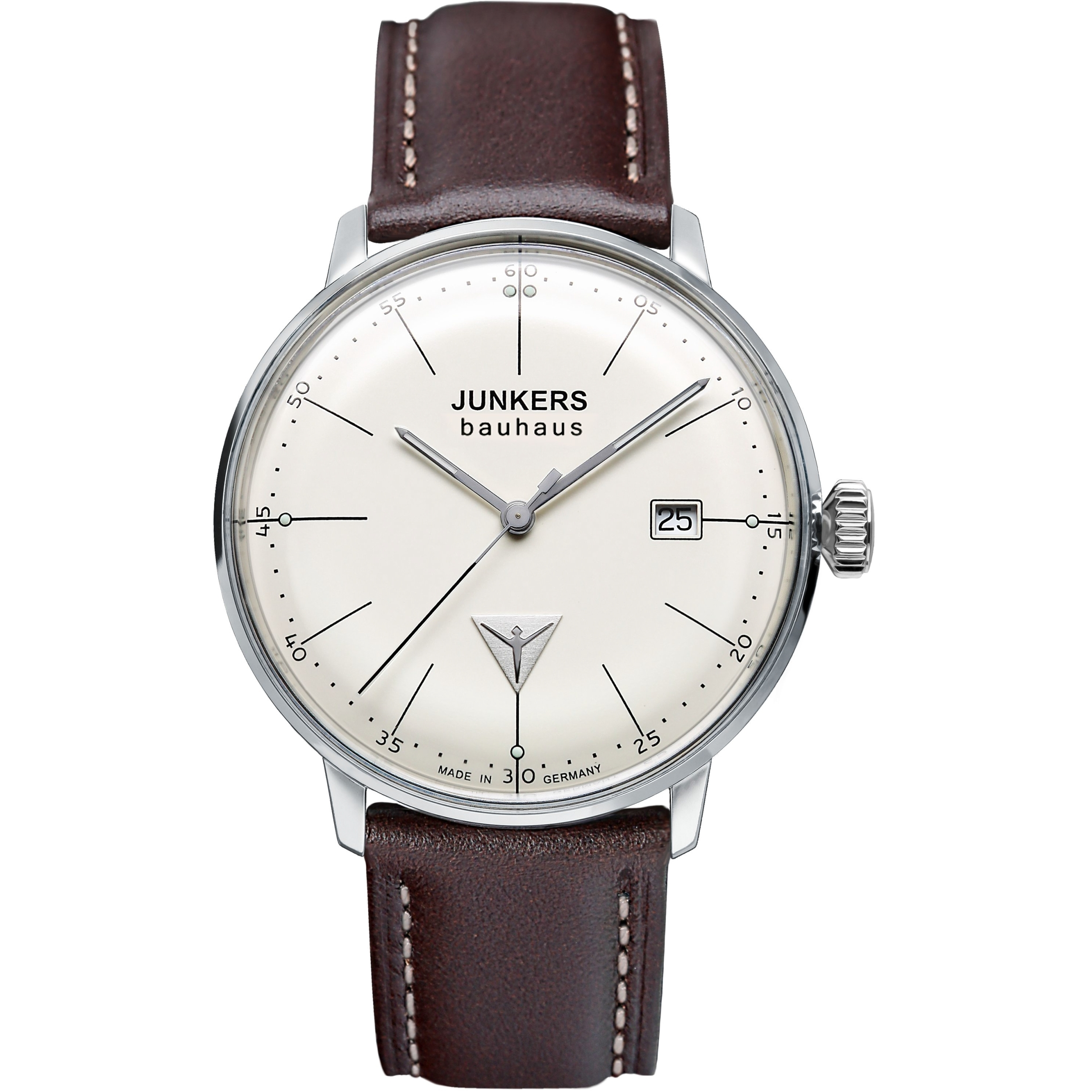 watch cork white bauhaus eur watches
