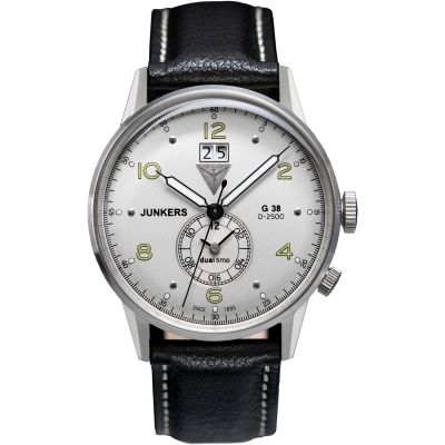 Montre Homme Junkers G38 6940-4