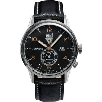 Montre Homme Junkers G38 6940-5