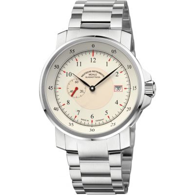 Mens Muhle Glashutte M29 Classic Kleine Sekunde Automatic Watch M1-25-67-MB