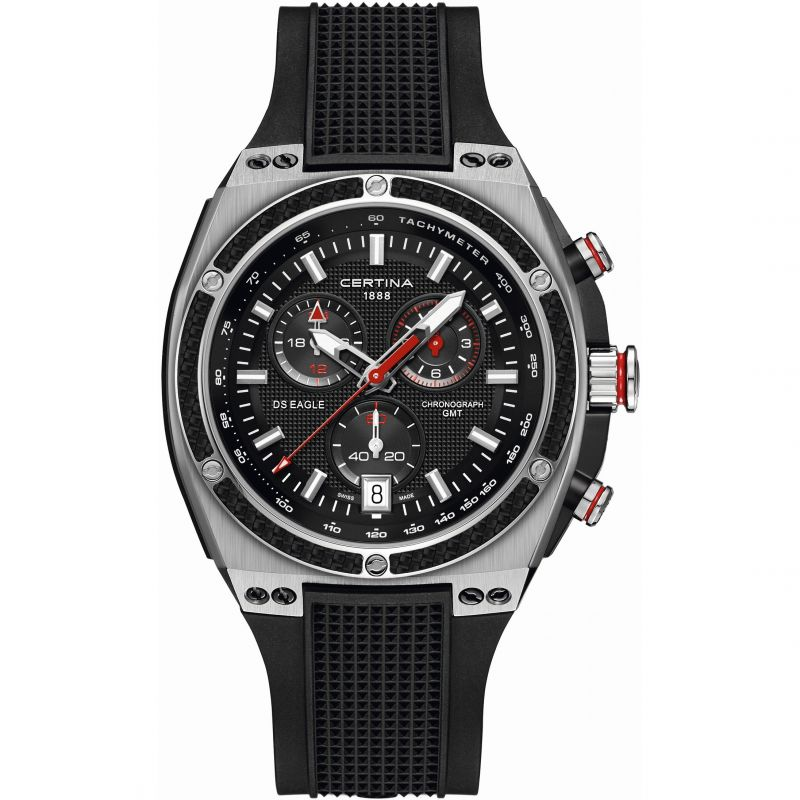 Mens Certina DS Eagle Chronograph Watch