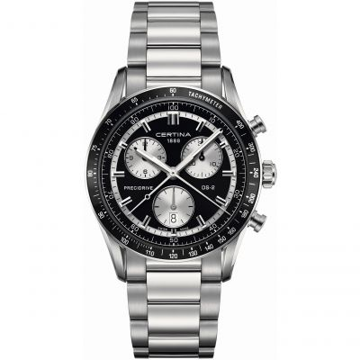 Mens Certina DS-2 Precidrive Chronograph Watch C0244471105100