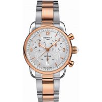 Ladies Certina DS Podium Chronograph Watch C0252172201700