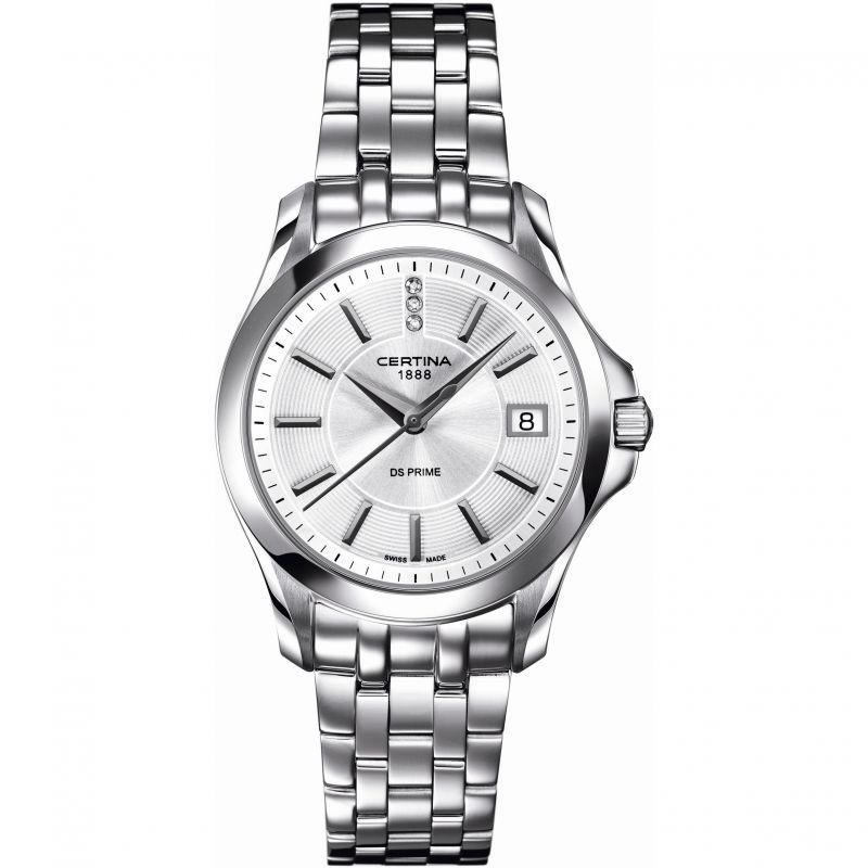 Ladies Certina DS Prime Diamond Watch