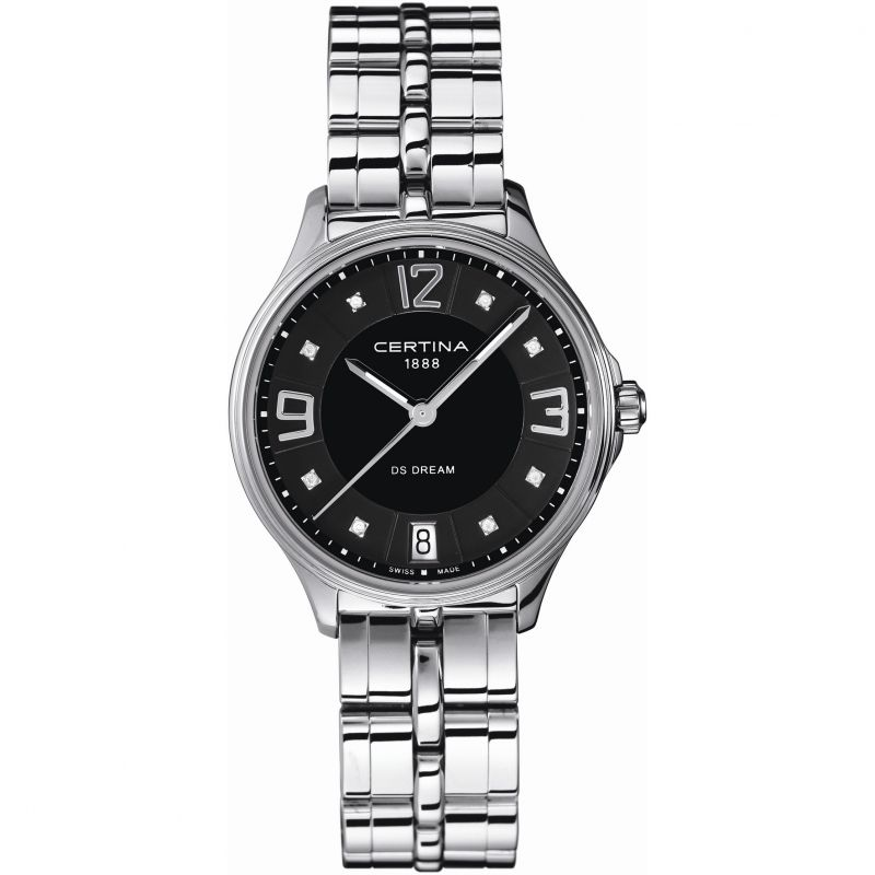Ladies Certina DS Dream Diamond Watch