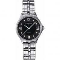 Ladies Certina DS Dream Diamond Watch C0212101105600