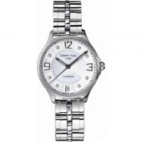 Ladies Certina DS Dream Diamond Watch C0212101111600