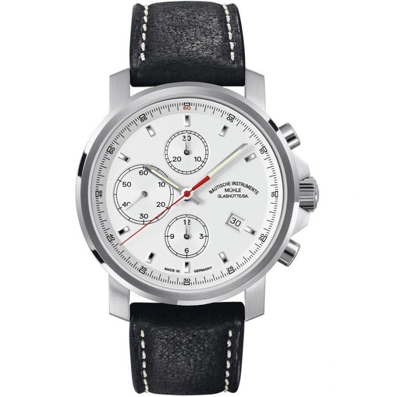 Mens Muhle Glashutte 29er Automatic Chronograph Watch