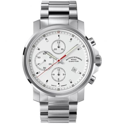 Mens Muhle Glashutte 29er Automatic Chronograph Watch M1-25-41-MB