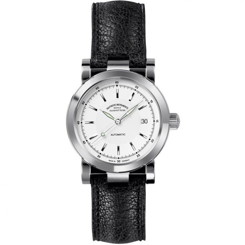 Ladies Muhle Glashutte Lady 99 Automatic Watch