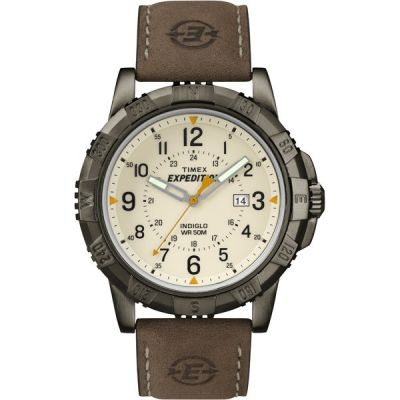 Timex Expedition Expedition Herrenuhr in Braun T49990