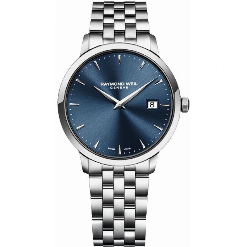 Mens Raymond Weil Toccata Watch 5488-ST-50001