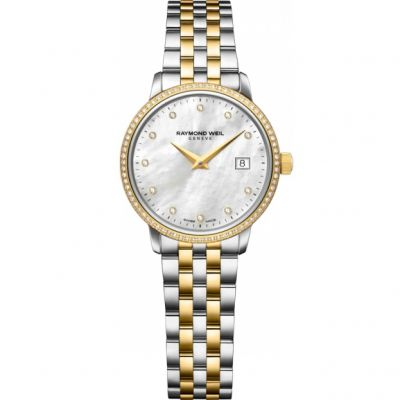 Reloj para Mujer Raymond Weil Toccata 5988-SPS-97081