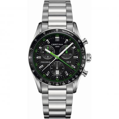Mens Certina DS-2 Precidrive Chronograph Watch C0244471105102