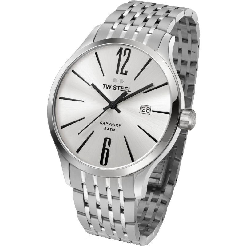 Mens TW Steel Slim 45mm Watch