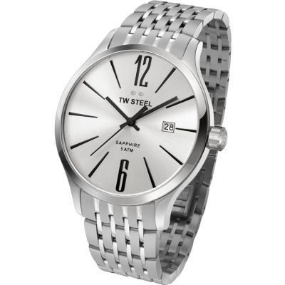 Mens TW Steel Slim 45mm Watch TW1307