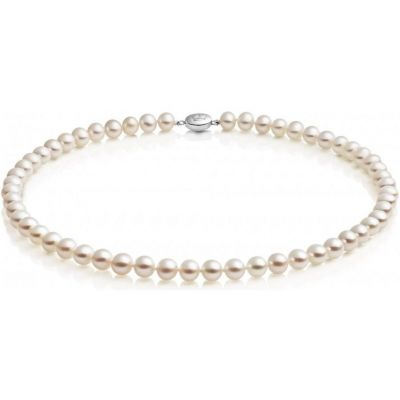 Bijoux Femme Jersey Pearl Freshwater Pearl 16 Inch Collier S5S16