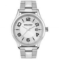 Mens Jorg Gray Signature Watch