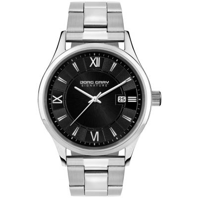 Mens Jorg Gray Signature Watch JGS2580B
