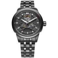 Mens FIYTA Extreme Roadster Skeleton Automatic Watch GA8460.BBB
