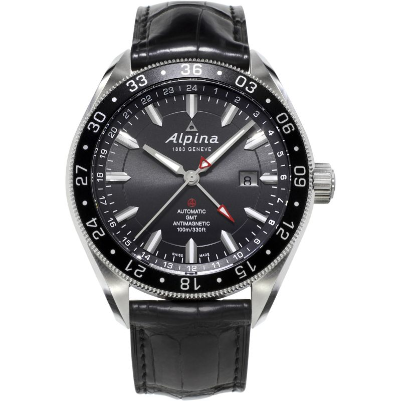 Mens Alpina Alpiner 4 Automatic Watch AL-550G5AQ6