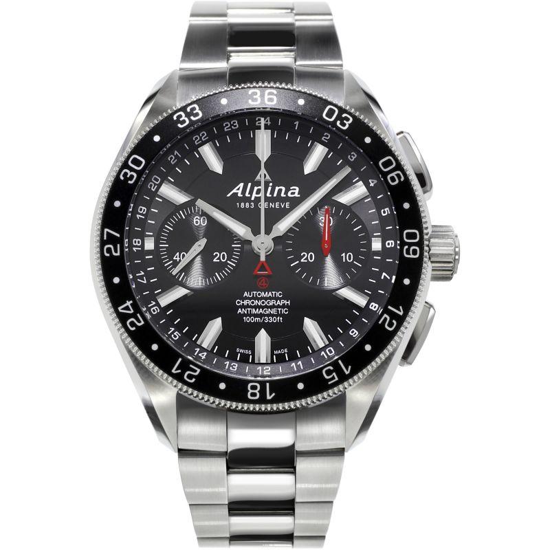 Mens Alpina Alpiner 4 Automatic Chronograph Watch