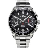 Mens Alpina Alpiner 4 Automatic Chronograph Watch