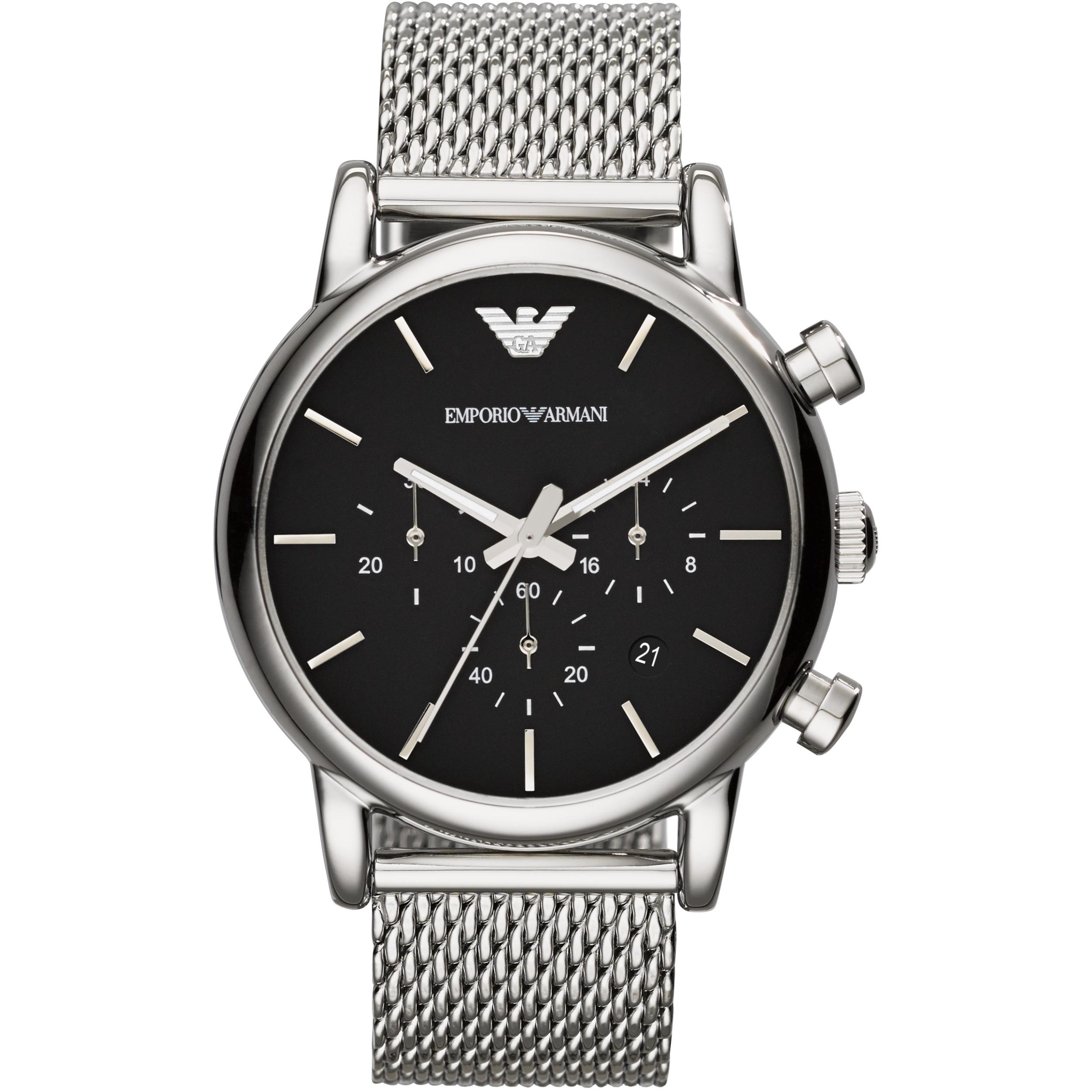 Montre Chronographe Homme Emporio Armani AR1811   FR   Watch Shop™ ced7b62ad6b0
