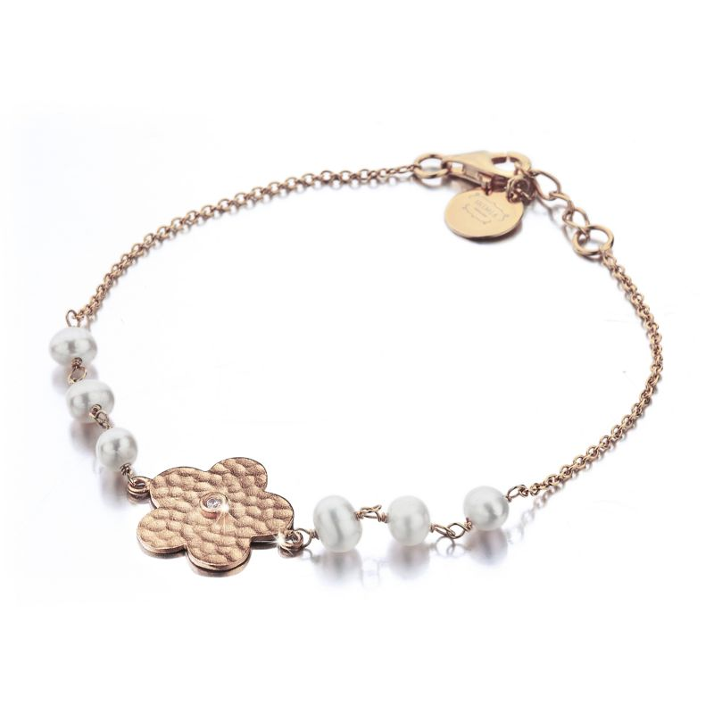 Ladies Shimla PVD rose plating Bracelet SH612