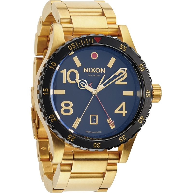 Mens Nixon The Diplomat SS Watch