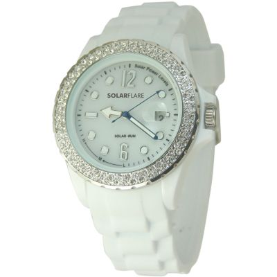 Ladies Lifemax Solar Flare Solar Powered Watch 1362LW