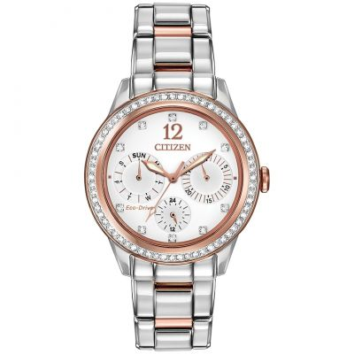 Citizen Swarovski Crystal watch