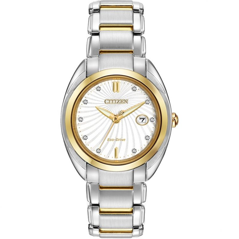 Ladies Citizen L Celestial Diamond Watch
