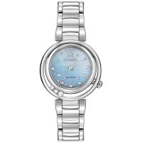 Ladies Citizen L Sunrise Diamond Watch EM0320-59D