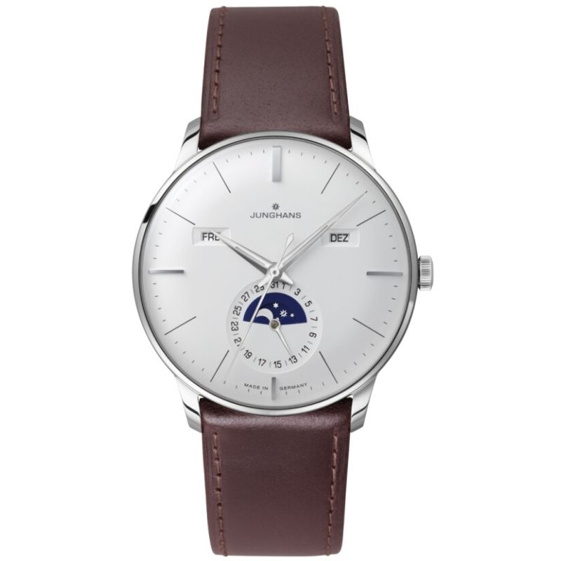 Mens Junghans Meister Kalendar Automatic Watch