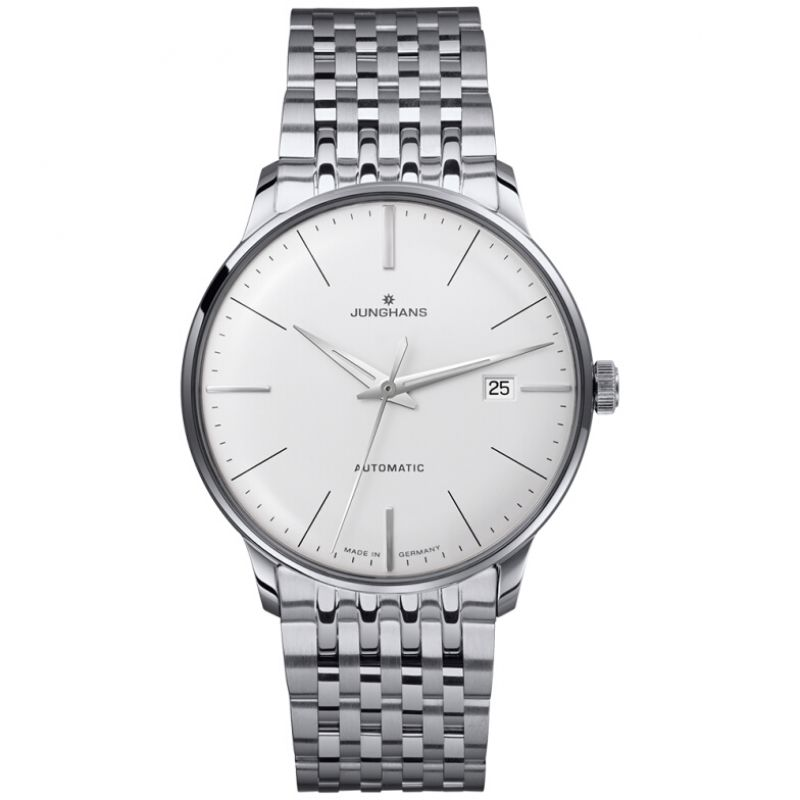 Mens Junghans Meister Classic Automatic Watch 027/4311.44