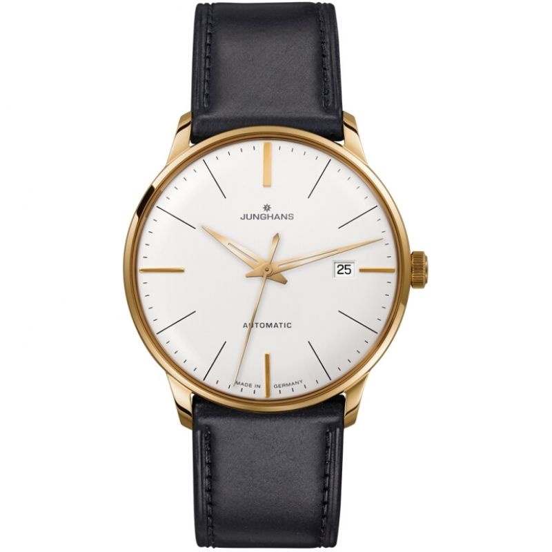 Mens Junghans Meister Classic Automatic Watch 027/7312.00