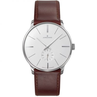 Mens Junghans Meister Handwinding Mechanical Watch 027/3200.00