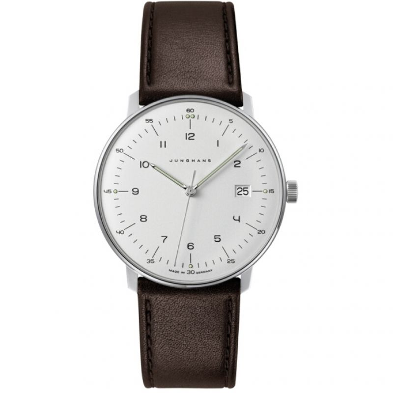 Mens Junghans Max Bill Watch 041/4461.04