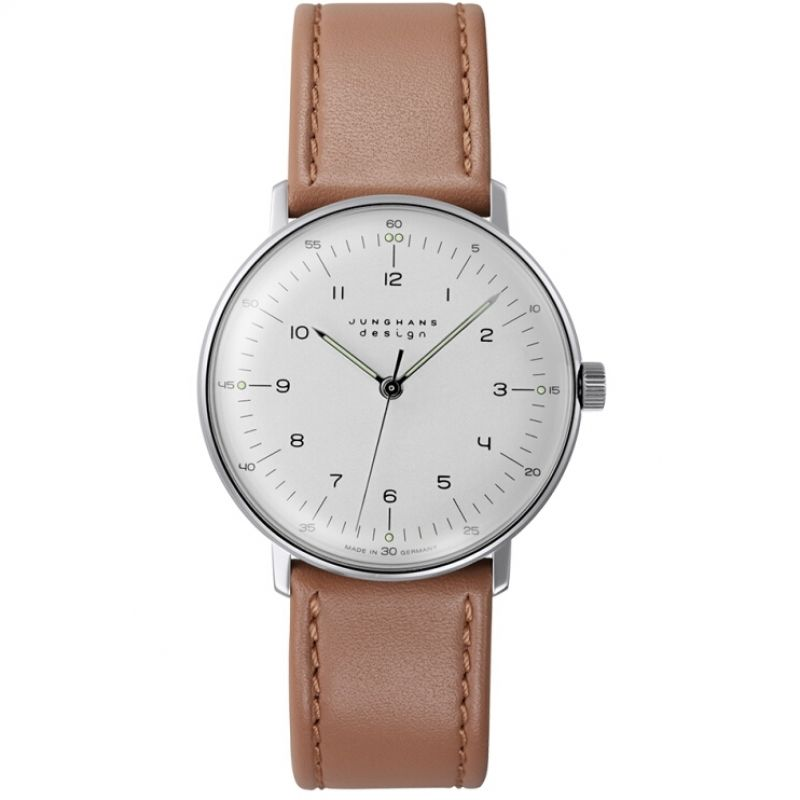 Unisex Junghans Max Bill Handwinding Mechanical Watch 027/3701.00