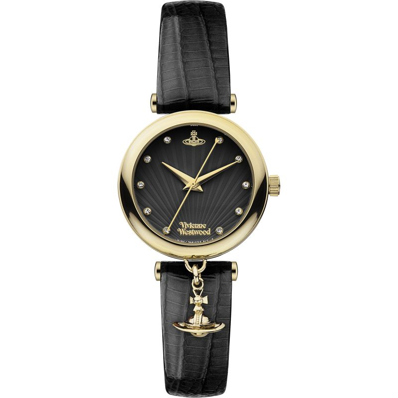 Ladies Vivienne Westwood Trafalgar Watch VV108BKBK