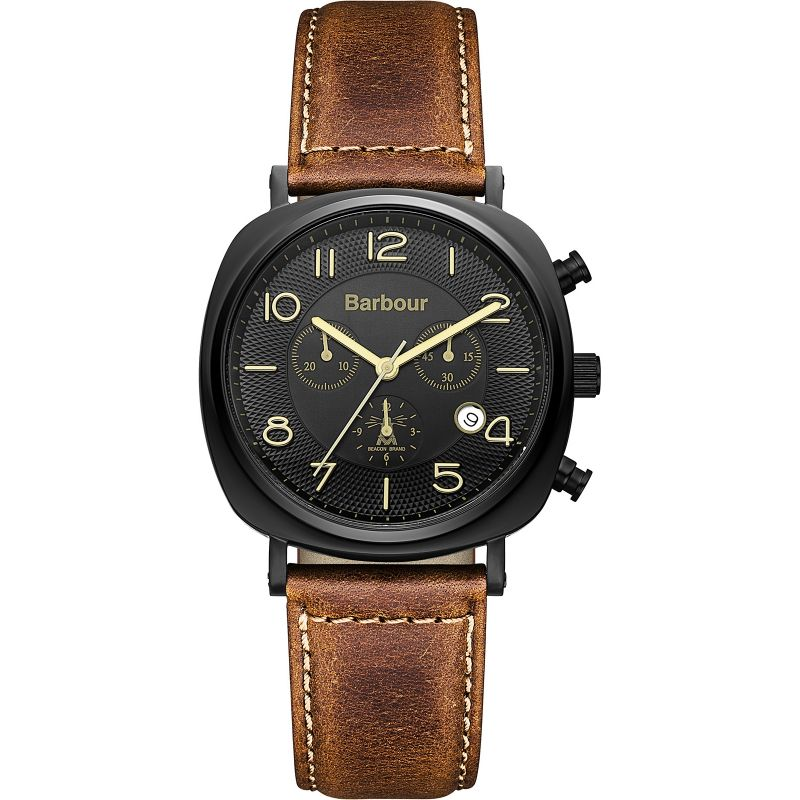 Mens Barbour Beacon Chrono Chronograph Watch