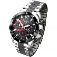 Mens Sekonda Endurance Chronograph Watch 3420