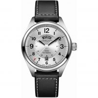 Mens Hamilton Khaki Field Day-Date Automatic Watch H70505753