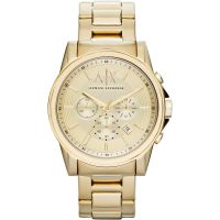Mens Armani Exchange Chronograph Watch AX2099