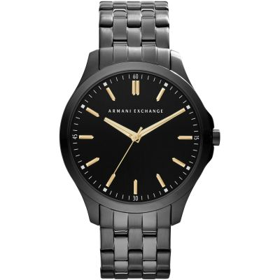 Armani Exchange Herrenuhr in Schwarz AX2144