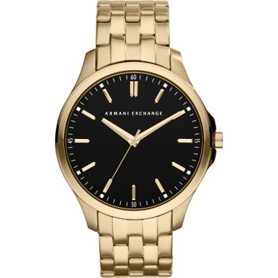 Armani Exchange Herrenuhr in Gold AX2145