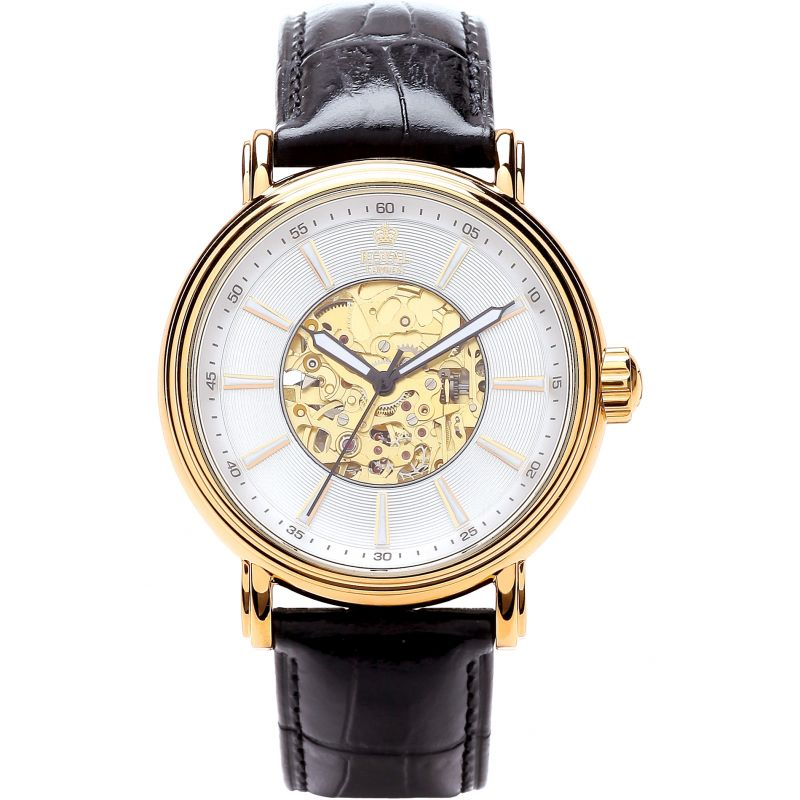 Mens Royal London Mechanical Watch